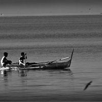 """Paddle of life"" by Eureka C. Bianzon"